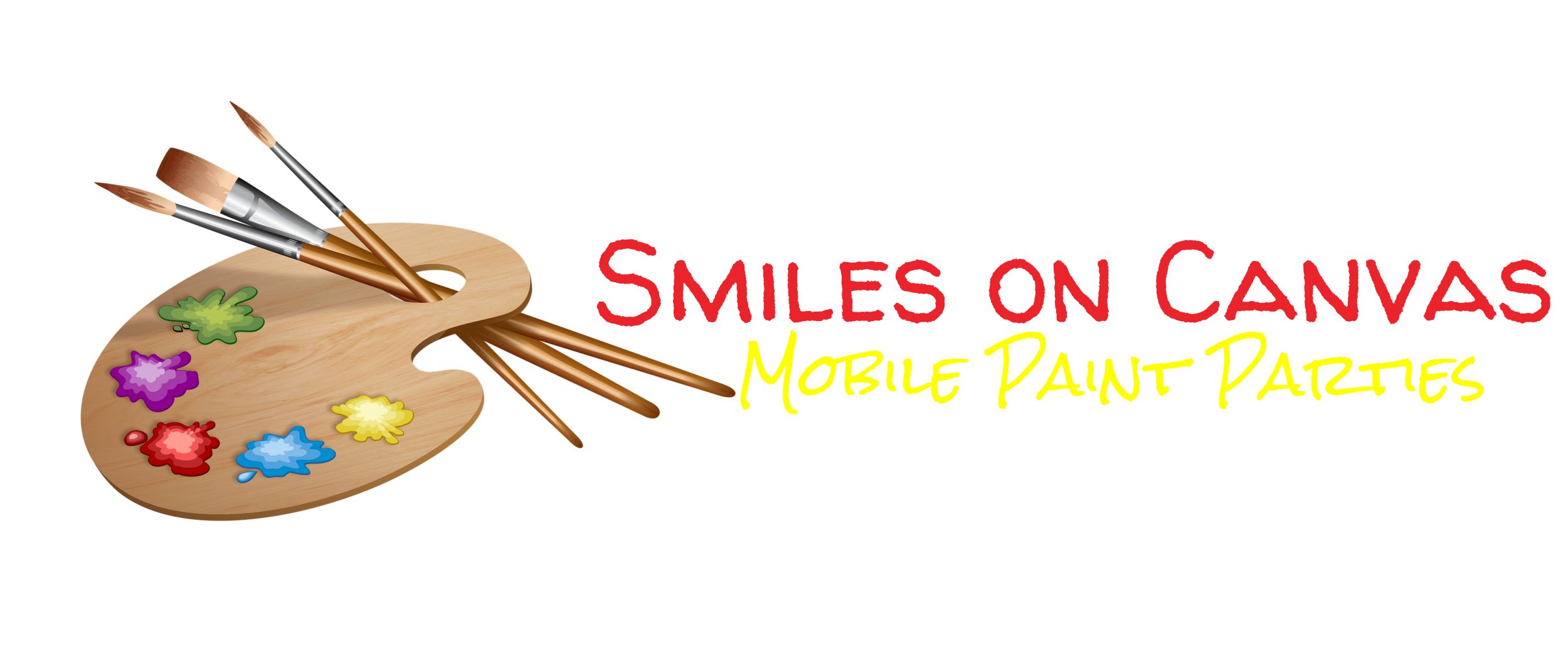 Smiles on Canvas | Mobile Paint Parties